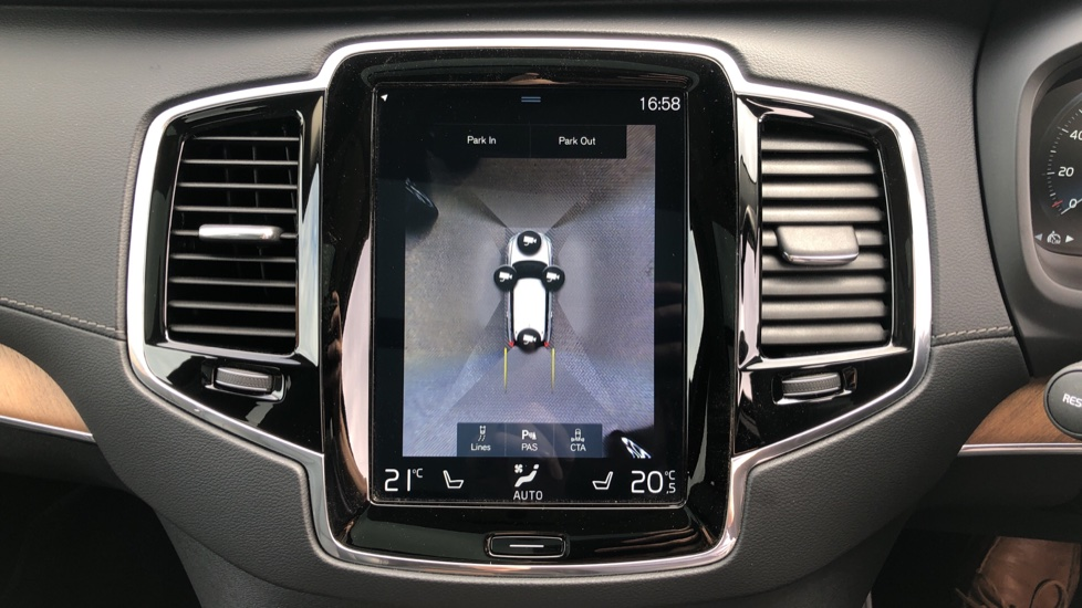 Volvo XC90 T8 Plug In Hybrid Inscription Pro AWD AT, Xenium Pk, S/Phone Intg, Air Susp, BLIS, Pano Roof, Tints image 7
