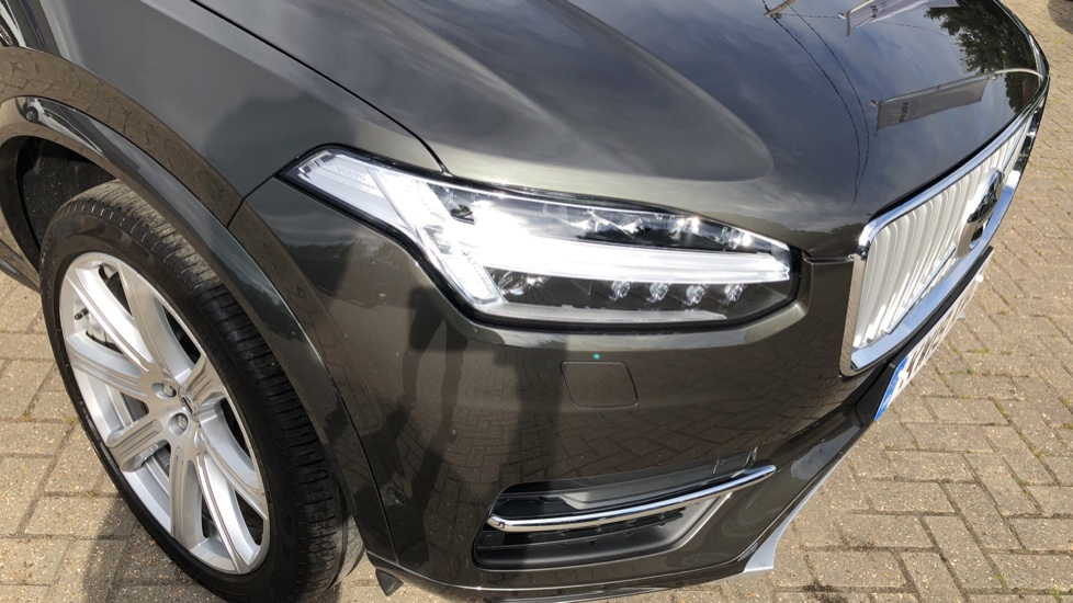 Volvo XC90 T8 Plug In Hybrid Inscription Pro AWD AT, Xenium Pk, S/Phone Intg, Air Susp, BLIS, Pano Roof, Tints image 33