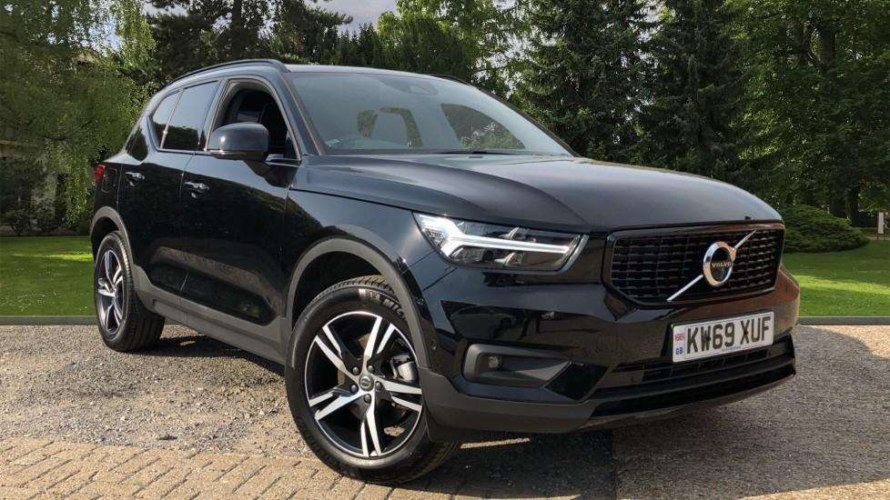 Volvo XC40 D3 R Design AWD Auto, Xenium & Convenience Packs, Intellisafe Pro, Sunroof, 360 Cam, CarPlay,  2.0 Diesel Automatic 5 door 4x4 (2019)