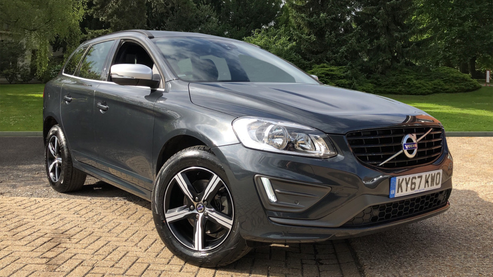 Volvo XC60 D4 [190] R Design Nav AWD Auto with Winter Pack, Front & Rear Park Assist and Tempa Spare Wheel. 2.4 Diesel Automatic 5 door Estate (2017) image