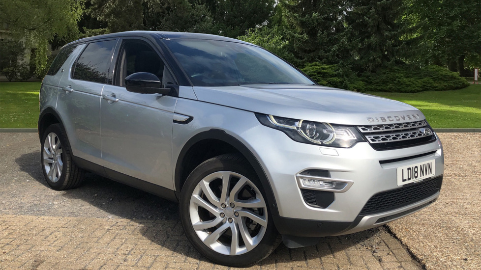 Land Rover Discovery Sport 2.0 SD4 240 HSE Luxury with Nav, 7 Seats, Heated & Cooled Front Seats, Rear Cam, Pan Roof. Diesel Automatic 5 door 4x4 (2018) image
