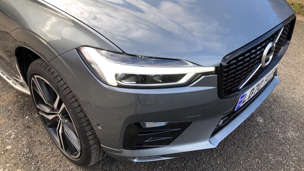 Volvo XC60 B4D Mild Hybrid R Design Pro AWD Auto, Nav, Lounge, Climate & Driver Assist Packs, Sunroof, BLIS image 31