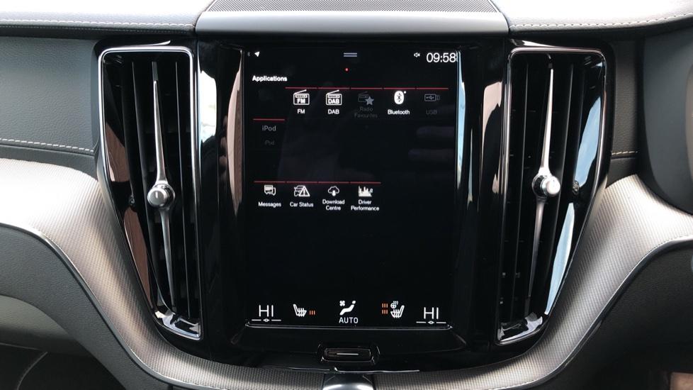 Volvo XC60 B4D Mild Hybrid R Design Pro AWD Auto, Nav, Lounge, Climate & Driver Assist Packs, Sunroof, BLIS image 28