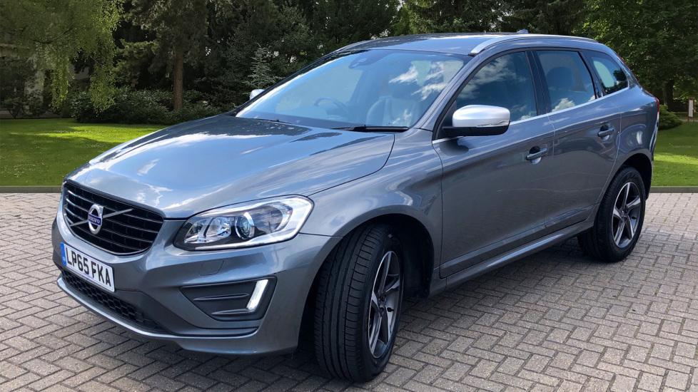 Volvo XC60 D4 R Design Lux AWD Auto, Winter Pk, DAB, Front/Rear Park Assist  image 9