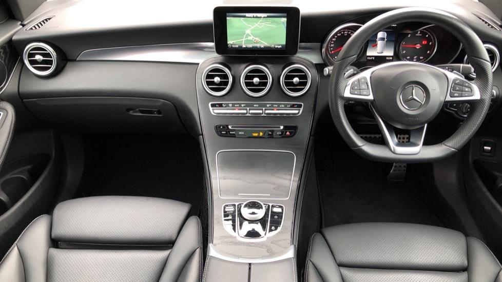 Mercedes-Benz GLC-Class GLC 220d 4Matic AMG Line Premium 9spd AT, Side Steps, Night Pk, Nav, Auto Park, F & R Sensors & Cam image 10