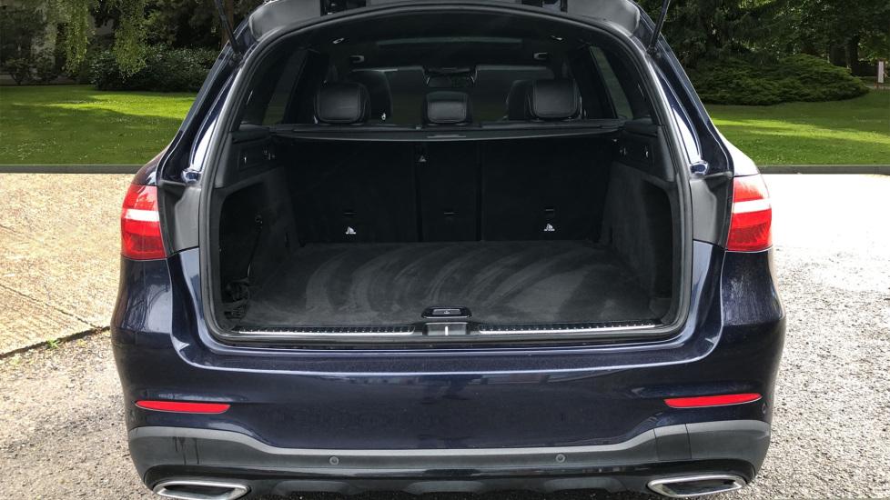 Mercedes-Benz GLC-Class GLC 220d 4Matic AMG Line Premium 9spd AT, Side Steps, Night Pk, Nav, Auto Park, F & R Sensors & Cam image 14
