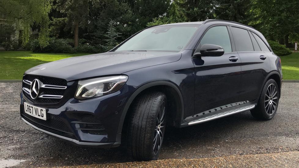 Mercedes-Benz GLC-Class GLC 220d 4Matic AMG Line Premium 9spd AT, Side Steps, Night Pk, Nav, Auto Park, F & R Sensors & Cam image 3