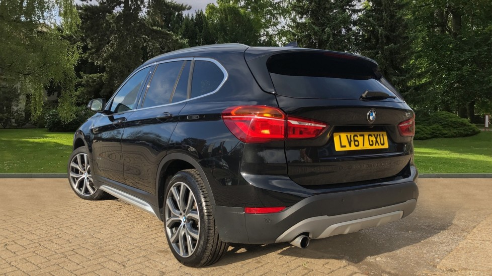 BMW X1 xDrive 18d xLine Auto, Nav, Front & Rear Sensors, Rear Camera, Power Tailgate, DAB Radio image 4