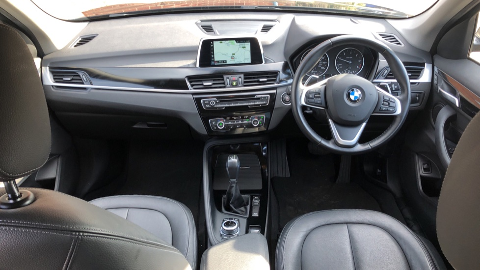BMW X1 xDrive 18d xLine Auto, Nav, Front & Rear Sensors, Rear Camera, Power Tailgate, DAB Radio image 7