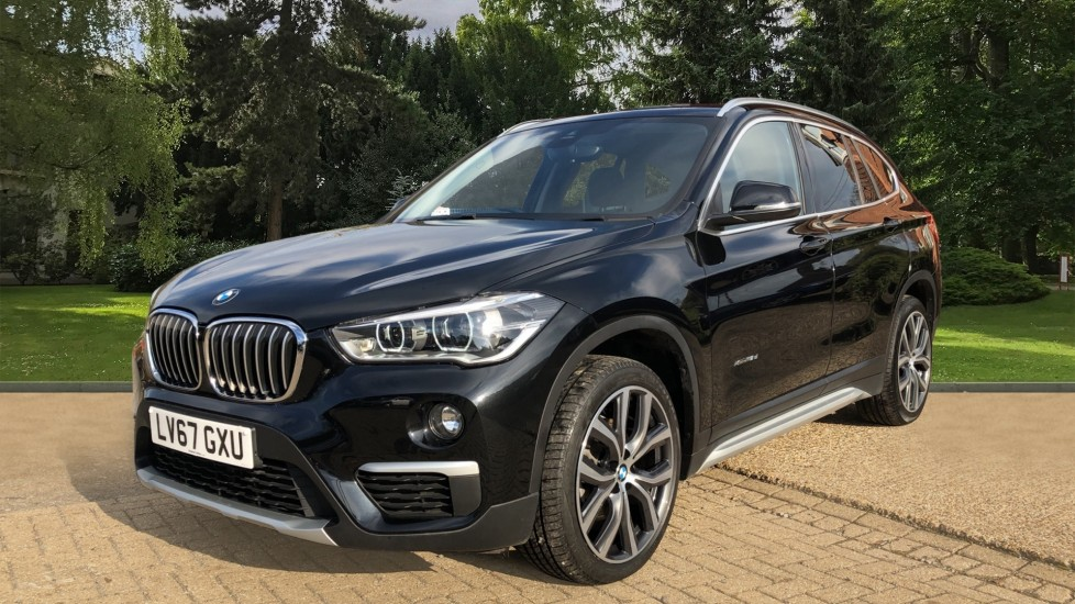 BMW X1 xDrive 18d xLine Auto, Nav, Front & Rear Sensors, Rear Camera, Power Tailgate, DAB Radio image 3