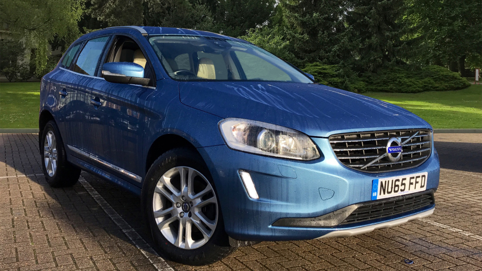 Volvo XC60 D4 SE Lux Nav Auto W. Winter pack, Sensus Nav & Rear Park Assist 2.0 Diesel Automatic 5 door Estate (2015)