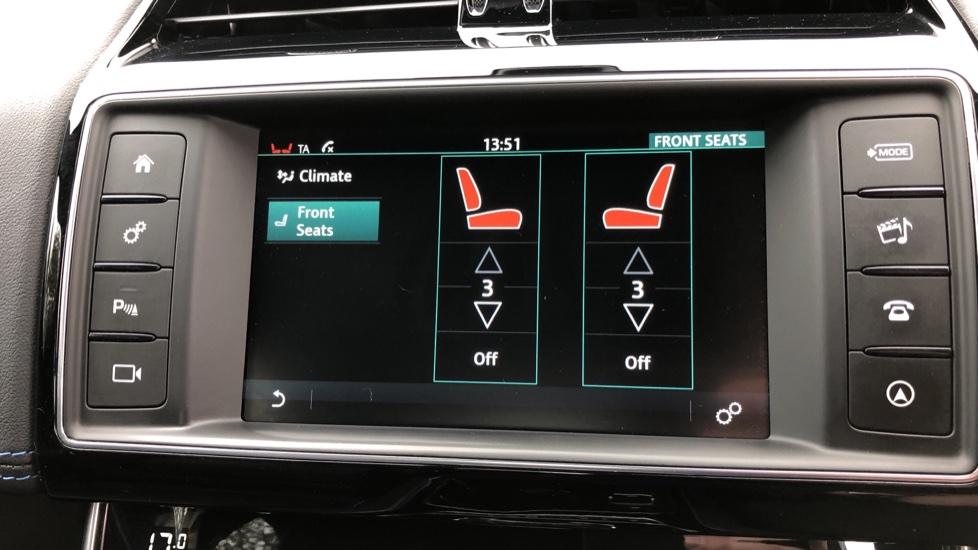 Jaguar XE 2.0d R Sport 8spd Auto, 18 Inch Alloys, Privacy Glass, Heated Screen & Steering Wheel, R.Camera image 13