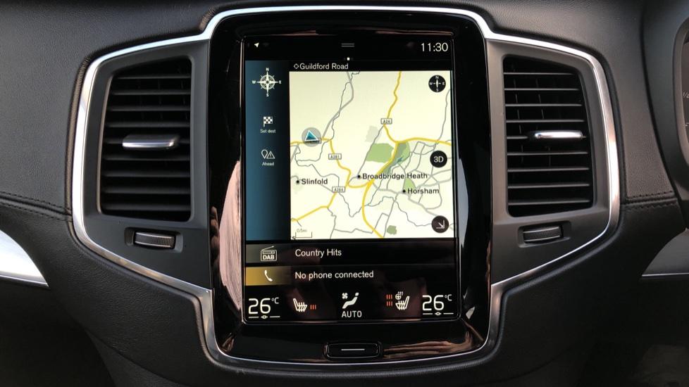Volvo XC90 D5 Momentum AWD Auto, Xenium, Family & Winter Packs, Sunroof, 360 Camera, BLIS, Apple CarPlay image 6