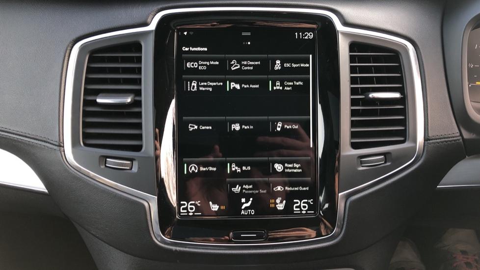 Volvo XC90 D5 Momentum AWD Auto, Xenium, Family & Winter Packs, Sunroof, 360 Camera, BLIS, Apple CarPlay image 30