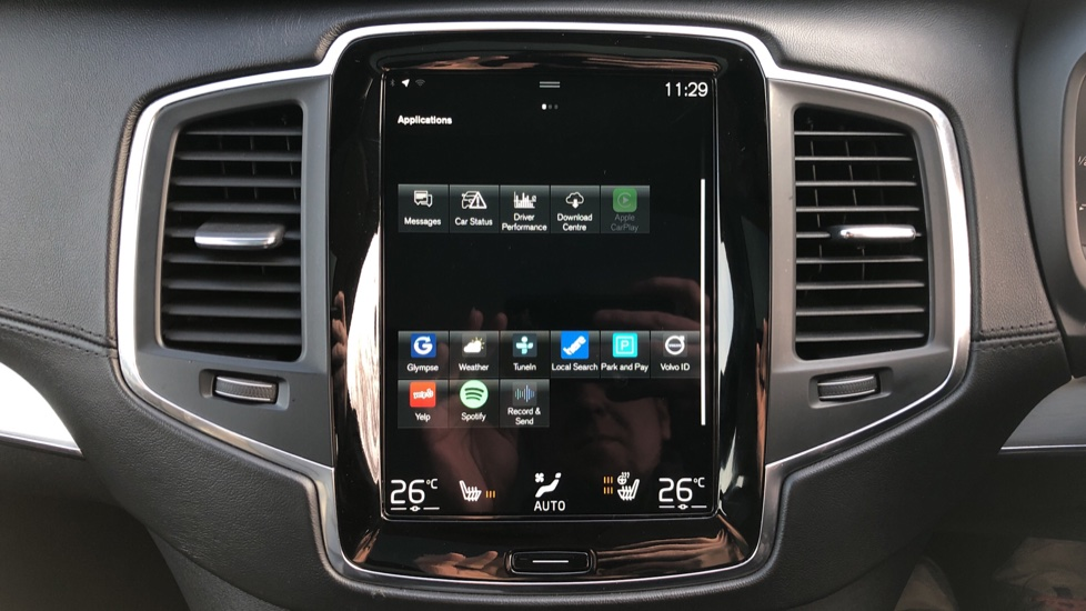 Volvo XC90 D5 Momentum AWD Auto, Xenium, Family & Winter Packs, Sunroof, 360 Camera, BLIS, Apple CarPlay image 33