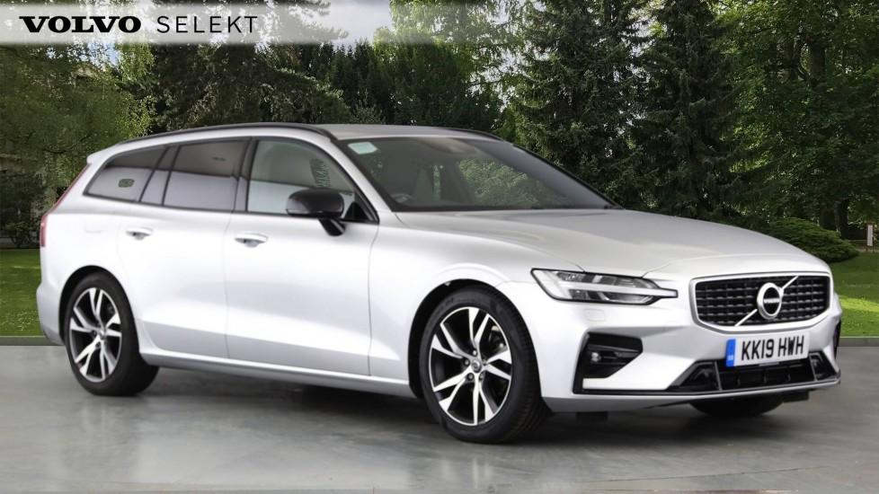 Volvo V60 2.0 D3 [150] R DESIGN Plus 5dr - Winter Pack Diesel Estate (2019)
