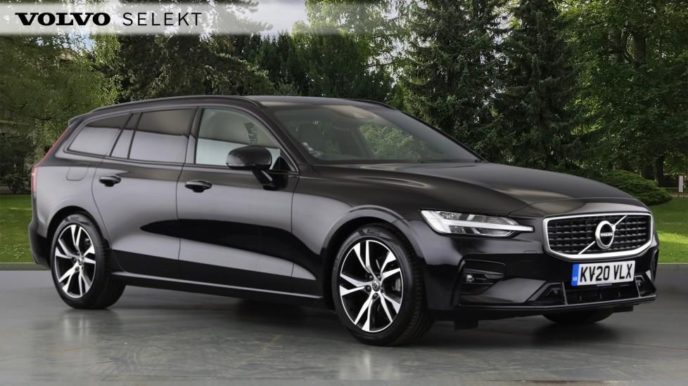 Volvo V60 2.0 D3 [150] R DESIGN Plus 5dr - Convenience Pack - Intellisafe Pro - Winter Pack Diesel Estate (2020)