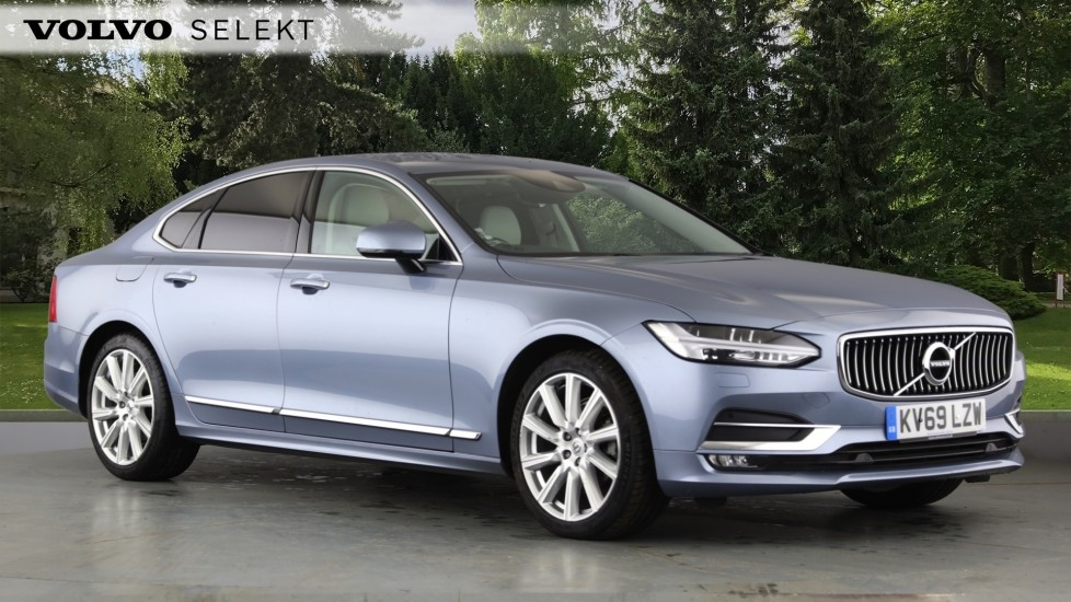 Volvo S90 2.0 T4 Inscription Plus Geartronic - Winter Pack Automatic 4 door Saloon (2019)