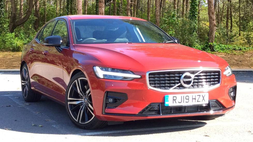 Used Volvo S60 >> Used Volvo S60 Cars For Sale On Volvo Selekt