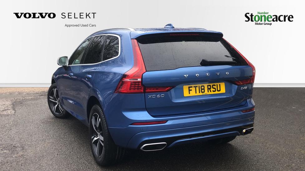 Volvo Xc60 D4 R Design Manual Navigation Premium Metallic