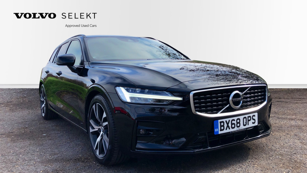 Volvo V60 Ii R Design D4 188 Bhp Automatic Heated Front