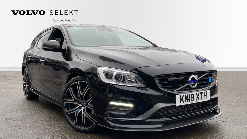 Volvo V60 Polestar 362 Bhp Auto Fantastic Power With Mindblowing Launch Control 4 8 Seconds 0 60 Mph 7m 51s Nurburgring Lap Time Used Vehicle By Paul Rigby Stourbridge Stourbridge