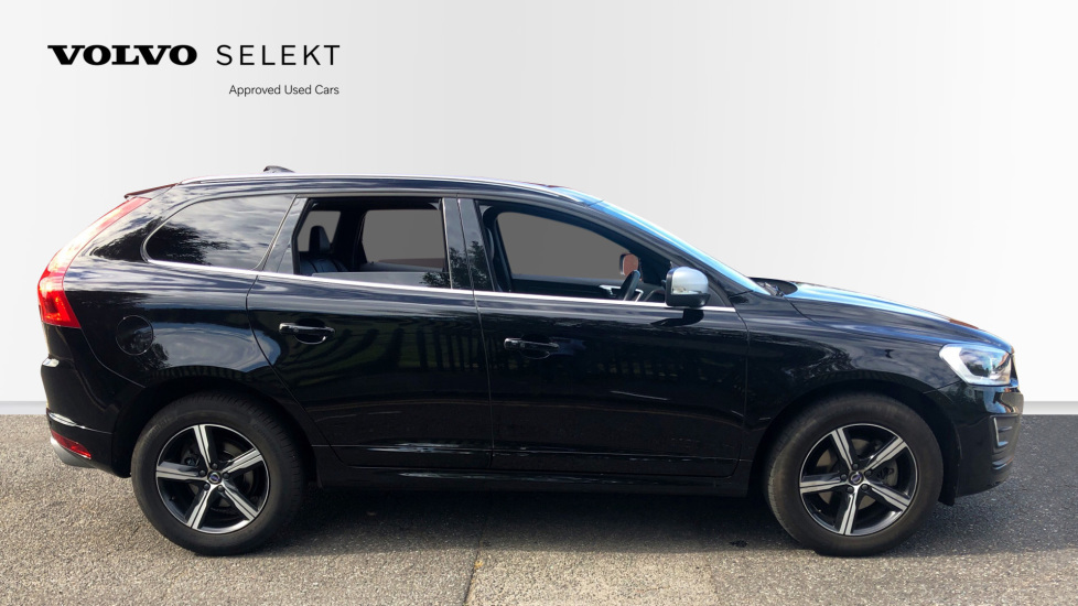 Volvo Xc60 T5 R Design Lux Nav Automatic Sunroof Driver