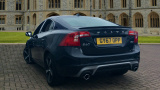 Volvo S60 D4 R-Design Lux Nav Auto, Volvo On-Call, Charcoal Leather