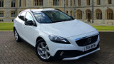 Volvo V40 1.6 D2 Cross Country Lux 5-Door Hatchback, DAB radio, Bluetooth