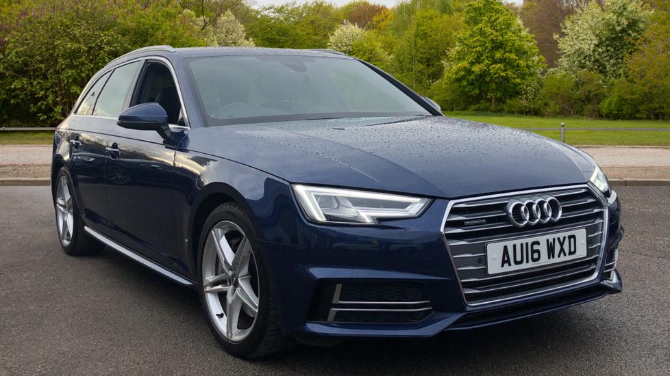 Audi A4 3.0 TDI 272 Quattro S Line 5dr Tip Tronic - Technology Pack & Audi Virtual Cockpit Diesel Automatic Estate (2016)