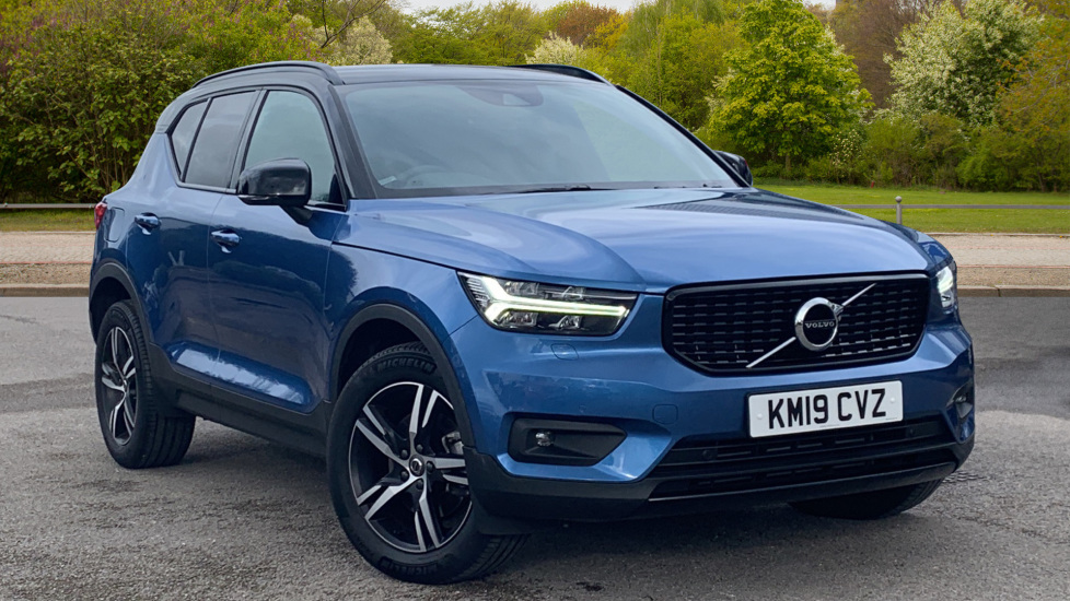 Volvo XC40 2.0 D3 R DESIGN 5dr AWD Geartronic - Winter, Convenience, Power Tailgate Diesel Automatic 4x4 (2019) image