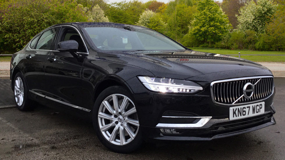 Volvo S90 2.0 D5 PowerPulse Inscription AWD Geartronic with Winter Pack Diesel Automatic 4 door Saloon (2017) image