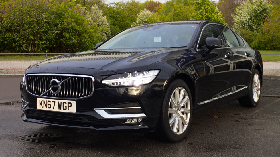 Volvo S90 2.0 D5 PowerPulse Inscription AWD Geartronic with Winter Pack image 9