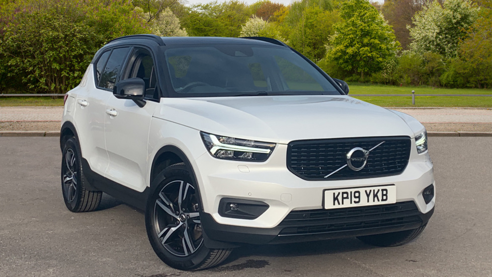 Volvo XC40 2.0 D3 R DESIGN 5dr AWD Automatic with Winter, Convenience and Keyless Drive Diesel Estate (2019)