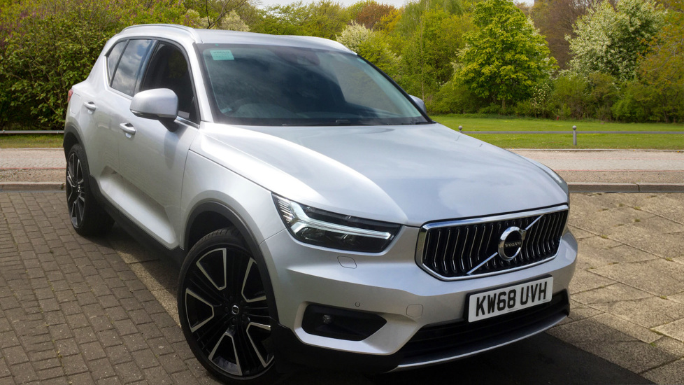 Volvo XC40 2.0 D4 Inscription AWD Auto, ConveniencePk, WinterPk, S/PhoneInt, 21 Diesel Automatic 5 door 4x4 (2019) image