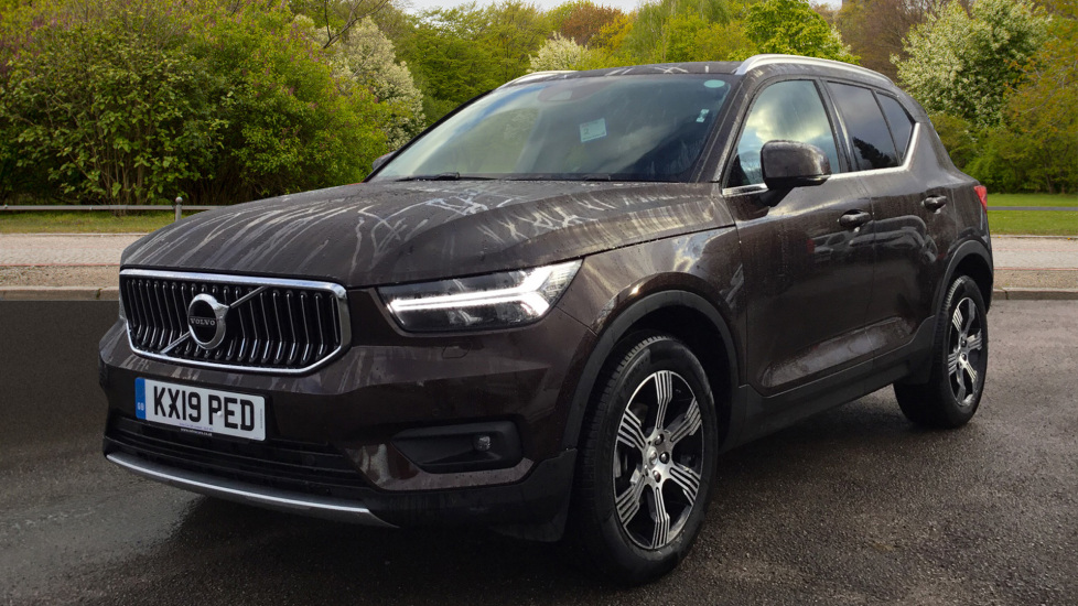 Volvo XC40 2.0 D3 Inscription 5dr with Privacy Glass, Intellisafe Surround and Winter Pack  image 9