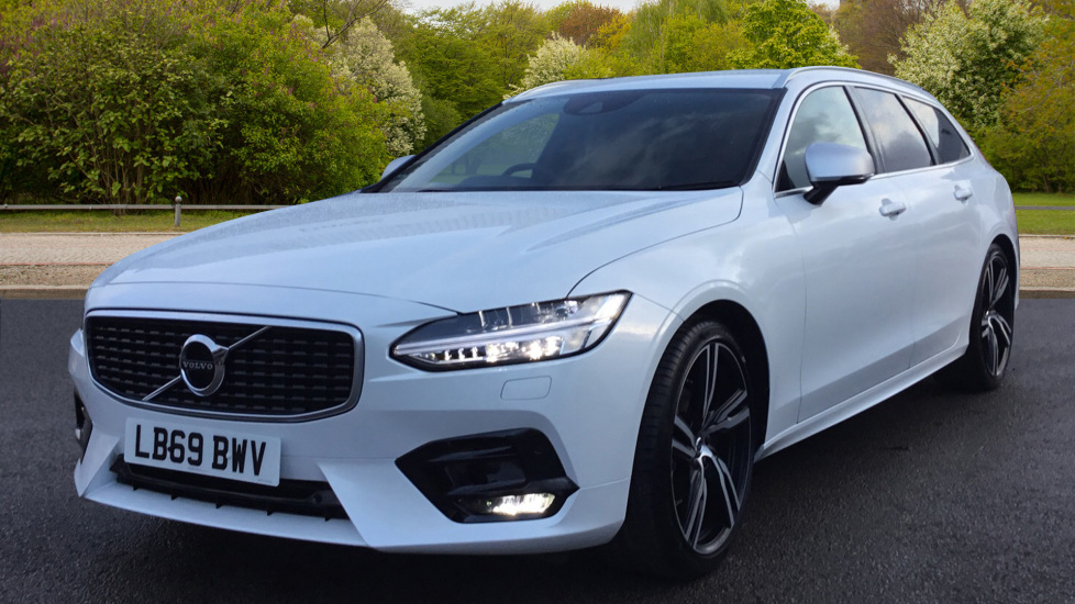 Volvo V90 2.0 D4 R DESIGN Pro 5dr Geartronic image 9 thumbnail