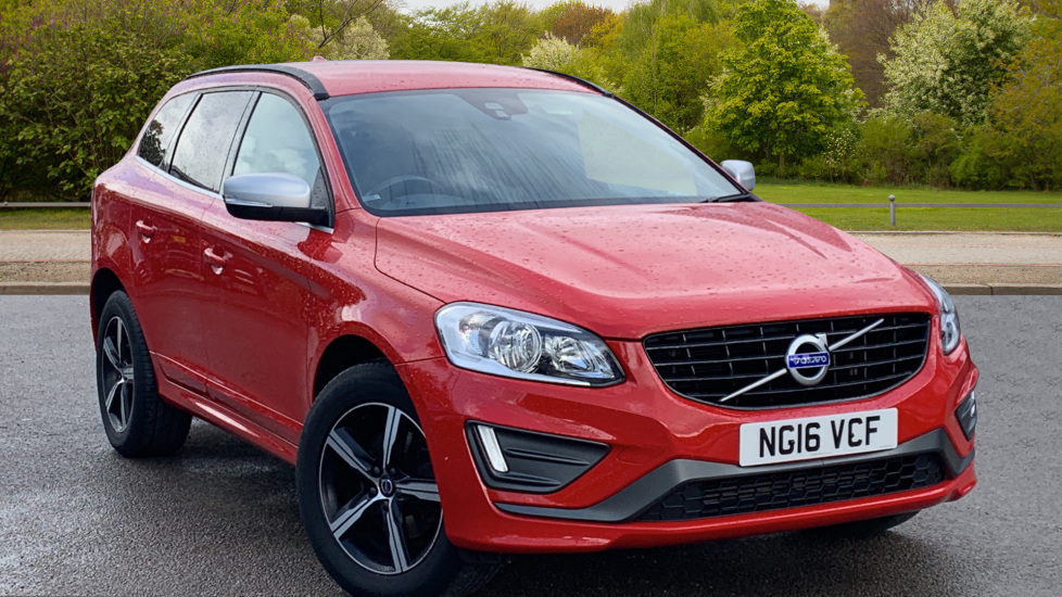 Volvo XC60 D4 [190] R DESIGN Nav - Rear Privacy Glass - Sensus NAV/Connect - DAB  2.0 Diesel 5 door Estate (2016) image
