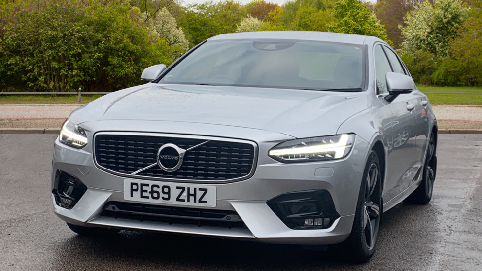 Volvo S90 2.0 D4 R DESIGN Geartronic - Driver Support, SAT NAV, DAB, BLIS image 9