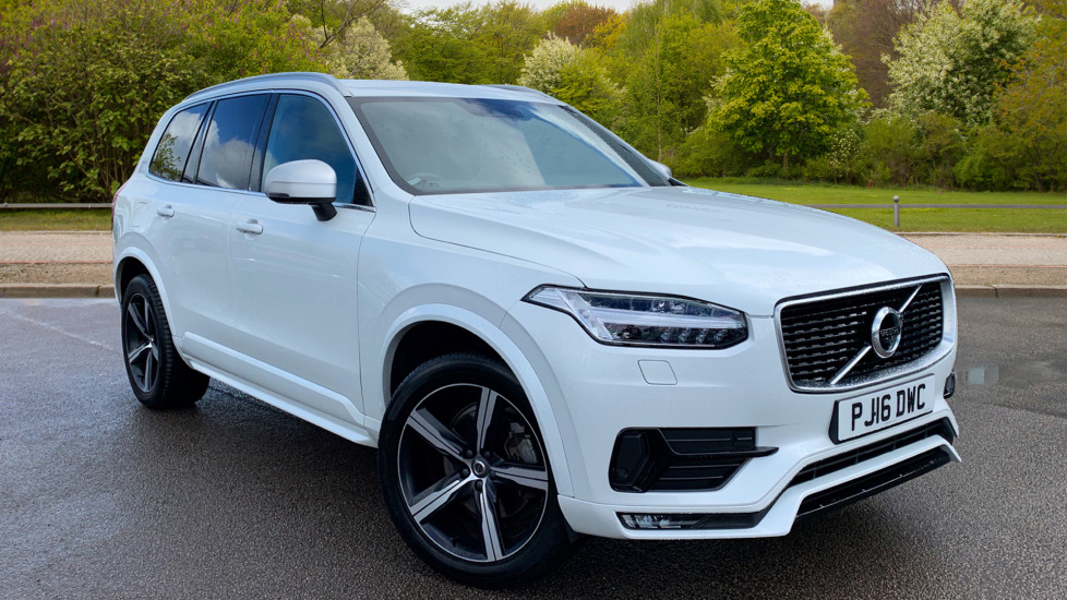 Volvo XC90 2.0 D5 R DESIGN 5dr AWD Geartronic - SENSUS Navigation, Cruise, Leather Diesel Automatic Estate (2016) image