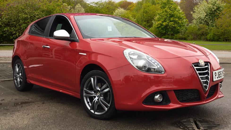 Alfa Romeo Giulietta 1.6 JTDM-2 120 Exclusive 5dr with Rear Privacy Glass, Rear Park Assist Diesel Hatchback (2015) at Preston Motor Park Fiat and Volvo thumbnail image