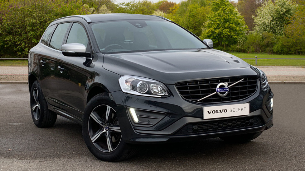 Volvo XC60 D5 [220] R DESIGN Lux Nav 5dr AWD Geartronic 2.4 Diesel Automatic Estate (2017) image