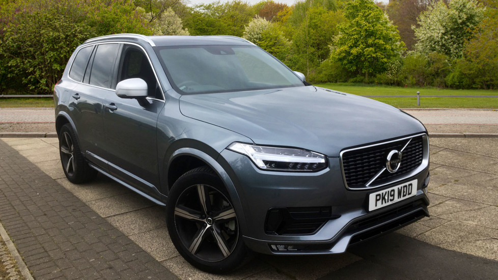 Volvo XC90 2.0 T6 [310] R DESIGN 5dr AWD Geartronic with 360 Degree Camera and Smartphone Integration Automatic Estate (2019) image