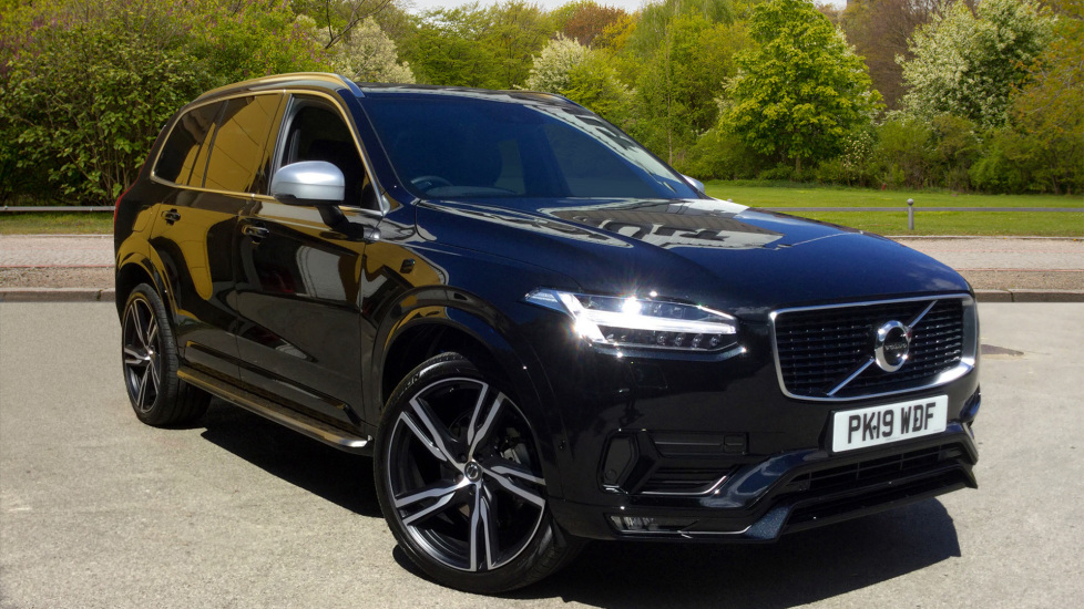 Volvo XC90 2.0 D5 PowerPulse R DESIGN Pro 5dr AWD G/T - Park Pilot and Power Glass Sunroof  Diesel Automatic Estate (2019) image