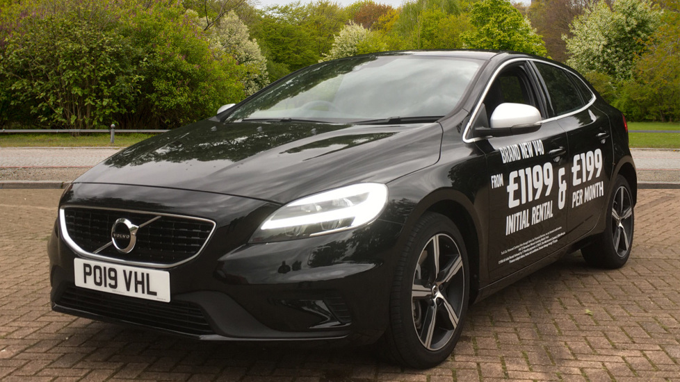 Volvo V40 T3 [152] R DESIGN Geartronic with Winter Pack and Rear Park Assist image 9