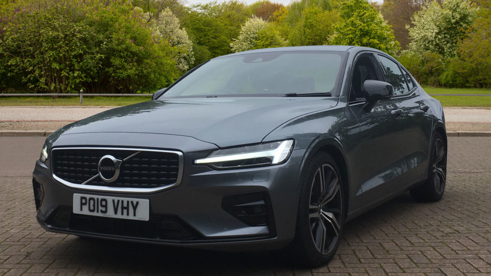 Volvo S60 2.0 T5 R DESIGN Edition - Panoramic Glass Roof and Volvo on Call image 9 thumbnail