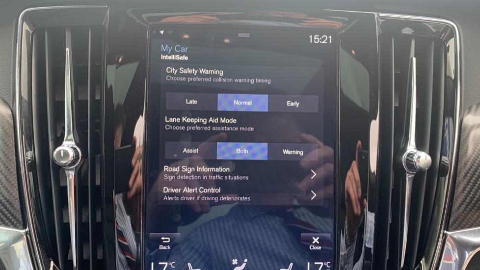 Volvo S90 2.0 T8 [390] Hybrid AWD R-Design Pro - Xenium, Intellisafe Pro image 22