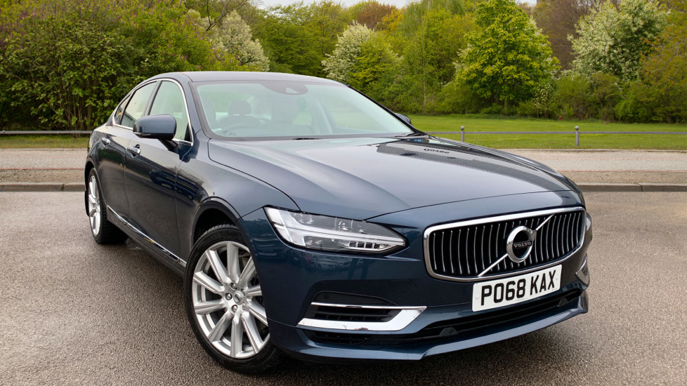 Volvo S90 2.0 T8 Hybrid Inscription Pro AWD Geartronic - fantastic mpg  Petrol/Electric Automatic 4 door Saloon (2018) image