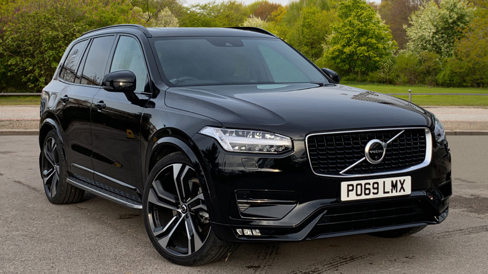 Volvo XC90 2.0 B5D [235] R DESIGN Pro 5dr AWD Geartronic with Xenium and Bowers and Wilkins Premium Sound Diesel Automatic Estate (2020)
