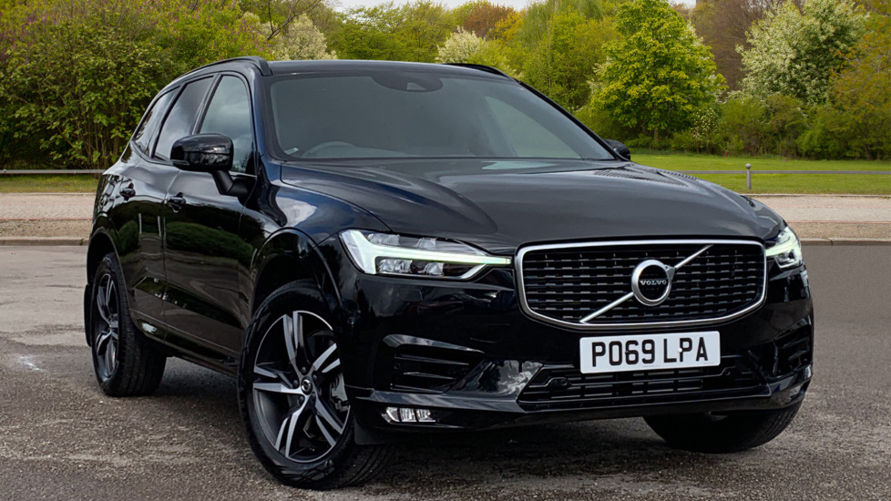 Volvo XC60 2.0 T5 [250] R DESIGN Nav 5dr AWD Auto with Convenience and Winter Packs Automatic Estate (2020) image